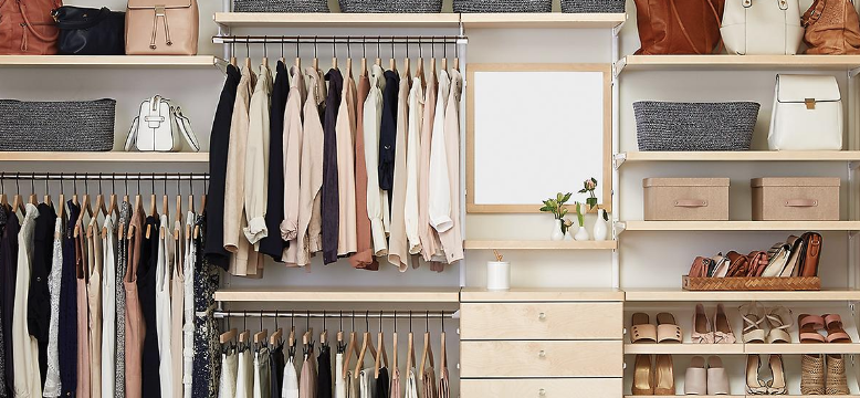closet: The Container Store
